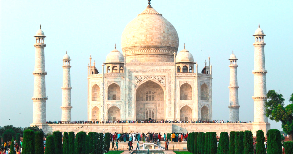 Flights from Agra