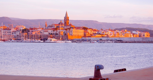Flights from Manchester - Ringway to Alghero