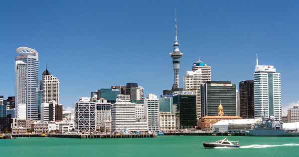 Flights from Auckland - International