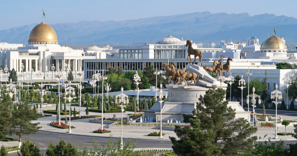 Flights from Baku to Ashgabat