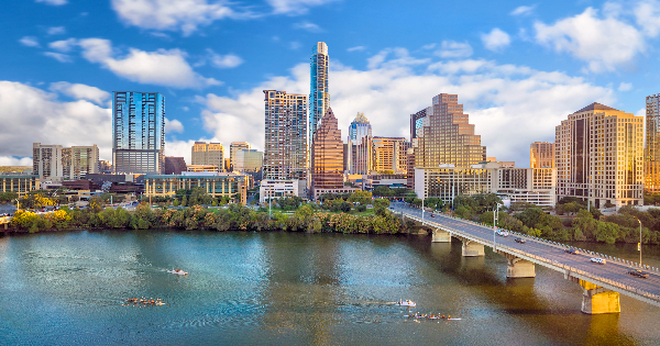 Flights from London to Austin, TX
