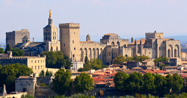 Flights from Bristol to Avignon