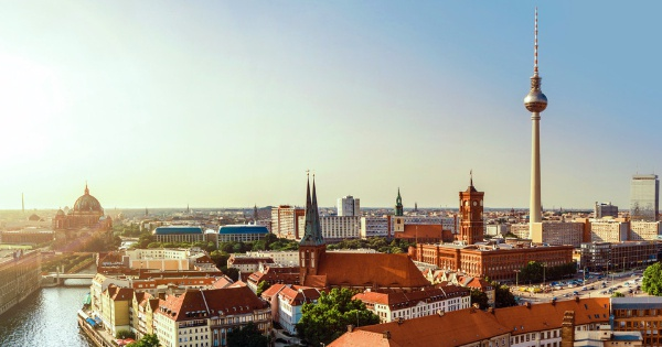 Flights from London to Berlin - Brandenburg