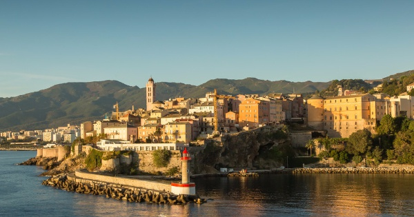 Flights from Winnipeg to Bastia