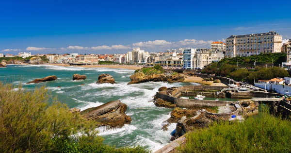 Flights from Biarritz-Anglet-Bayonne