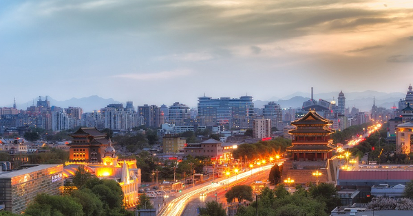 Flights from Barcelona to Beijing