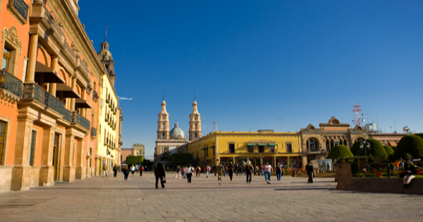 Flights from Leon - Guanajuato