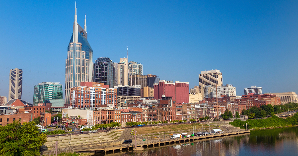 Flights from Birmingham to Nashville