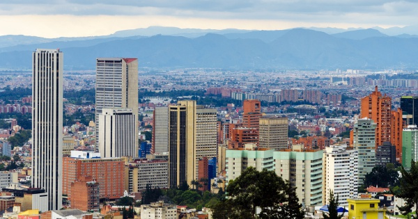 Flights from Madrid to Bogota - Eldorado