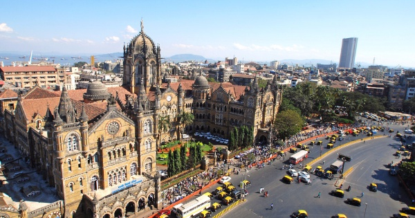 Flights from Mumbai - Chhatrapati Shivaji Maharaj