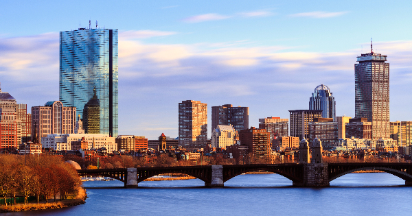 Flights from Dublin to Boston - Logan