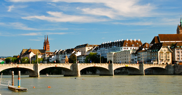 Flights from London - Gatwick to Basel / Mulhouse - EuroAirport CH