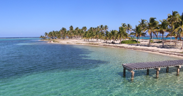 Flights from Manchester - Ringway to Belize