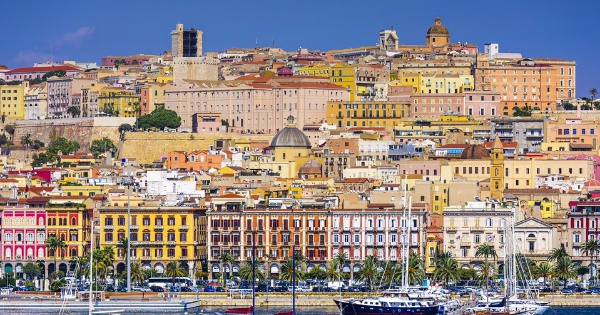 Flights from Manchester - Ringway to Cagliari