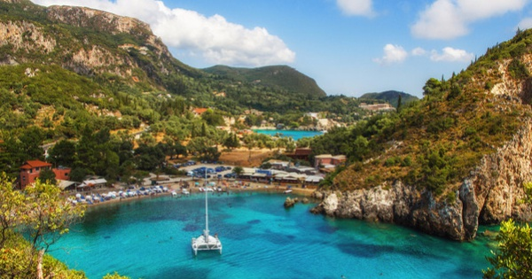 Flights to Kerkyra - I. Kapodistrias
