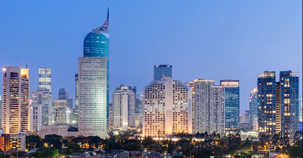 Flights from Madrid to Jakarta - Soekarno-Hatta