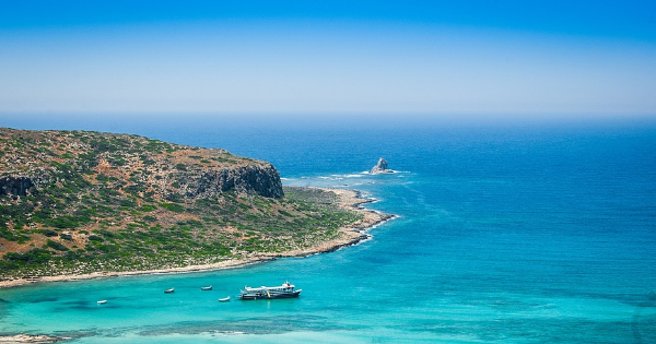 Flights from Dublin to Crete - Chania