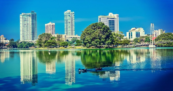 Flights from Glasgow - International to Colombo - Bandaranaike