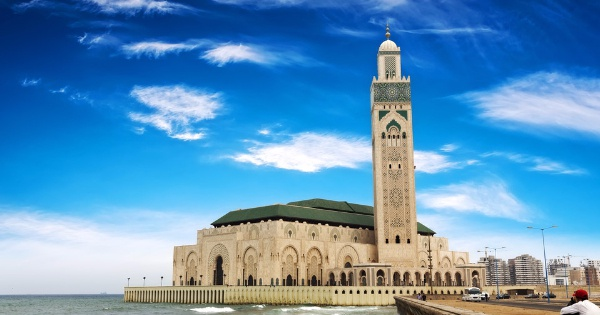 Flights from London to Casablanca - Mohammed V