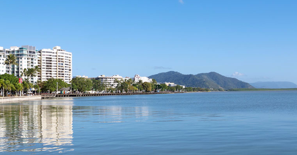 Flights from London - Heathrow to Cairns