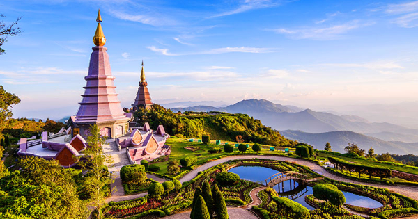 Flights from Manchester - Ringway to Chiang Mai