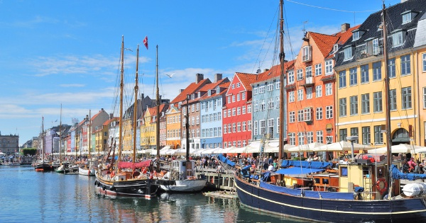Flights from Helsinki to Copenhagen