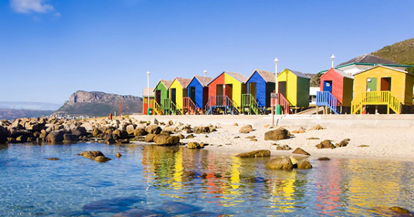 Flights from London - Heathrow to Cape Town