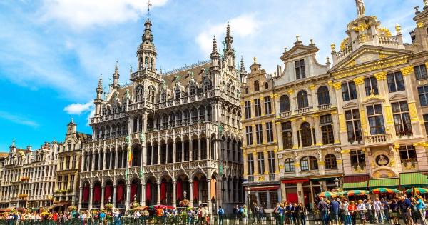 Flights to Brussels - Charleroi