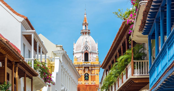 Flights from Cartagena de Indias