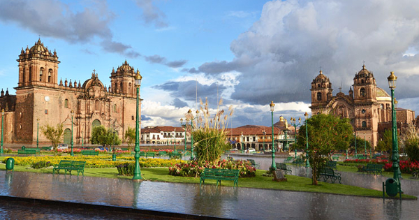 Flights from Cuzco - Velasco Astete