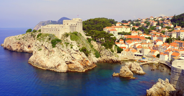 Flights from Glasgow - International to Dubrovnik