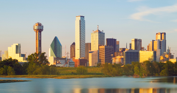 Flights from Manchester - Ringway to Dallas - Fort Worth International