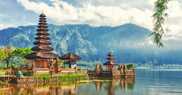 Flights from Berlin - Brandenburg to Bali - Denpasar