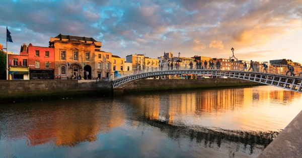 Flights from Newcastle to Dublin