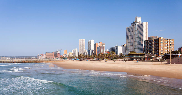 Flights from Entebbe/Kampala - Kampala to Durban