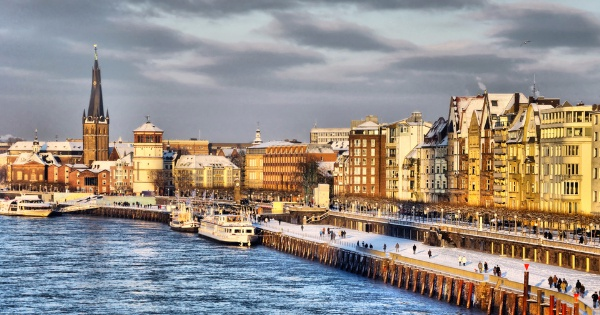 Flights from Liverpool to Düsseldorf - International