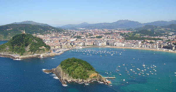 Flights from Manchester - Ringway to San Sebastián - San Sebastian