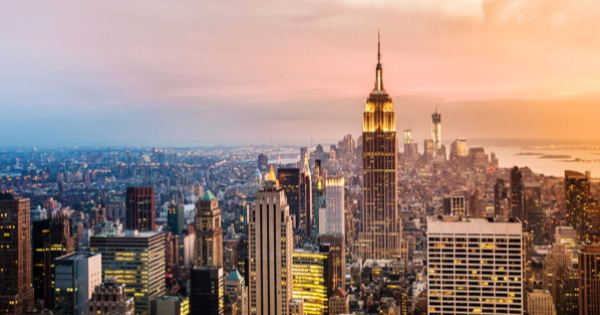 Flights from Manchester - Ringway to New York City - Newark