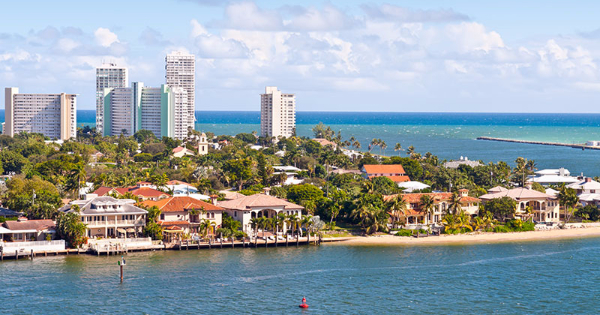 Flights from Edinburgh to Fort Lauderdale