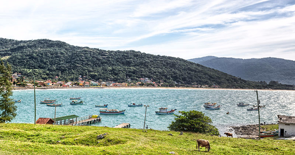 Flights from London - Heathrow to Florianópolis