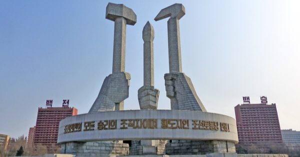 Flights from London to Pyongyang - Sunan