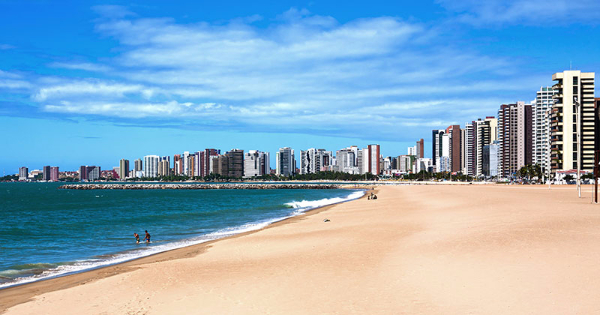 Flights from Boa Vista to Fortaleza - Pintos Martins