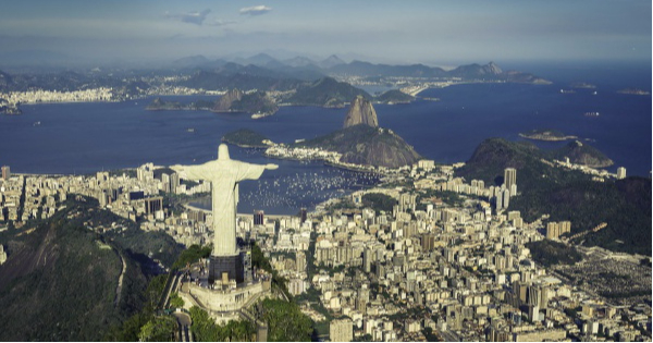 Flights from London - Heathrow to Rio de Janeiro-Galeão -  Antonio Carlos Jobim