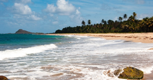 Flights from Montreal - Trudeau International to Grenada - Saint George's