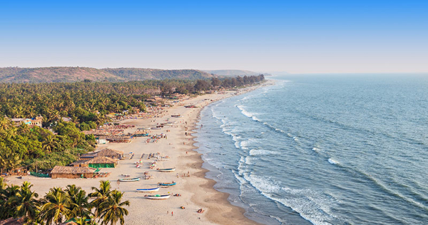 Flights from London - Gatwick to Goa - Dabolim
