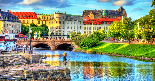 Flights from Bristol to Gothenburg - Landvetter