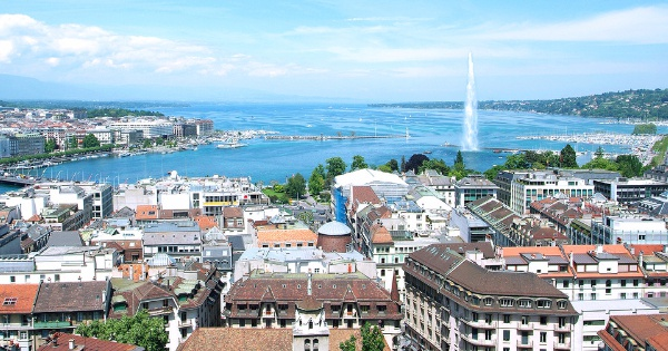 Flights from London to Geneva - Cointrin