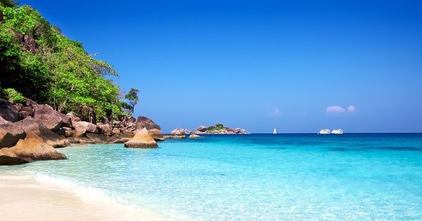 Flights from London - Gatwick to Phuket