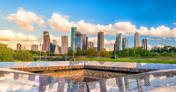 Flights from Edinburgh to Houston - George Bush Intercontinental