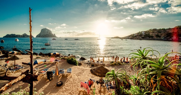 Flights from Exeter to Ibiza